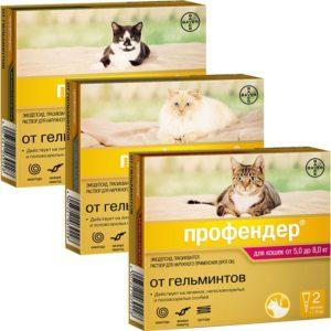 Profender для кошек