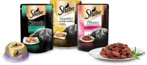 Sheba корм для кошек